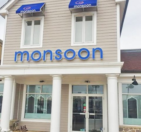 Monsoon – Mt. Laurel